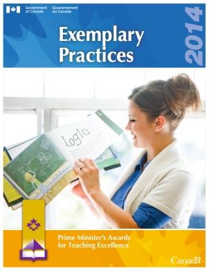 Tiffany Poirier Exemplary Practices